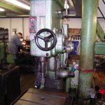 Ständerbohrmaschine Webo 1007