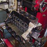 Zylinderbohrmaschine AMC C-4