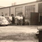 Neubau August 1956