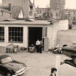 Betriebsgelände um 1975