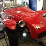 Lotus Super 7 (Replika) 2.0 OHC